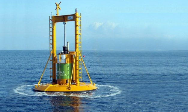 Wave Power Could Meet 1/4 of U.S. Electricity Needs
