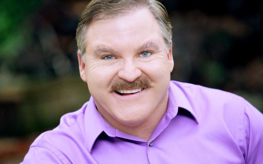 An Interview with James Van Praagh