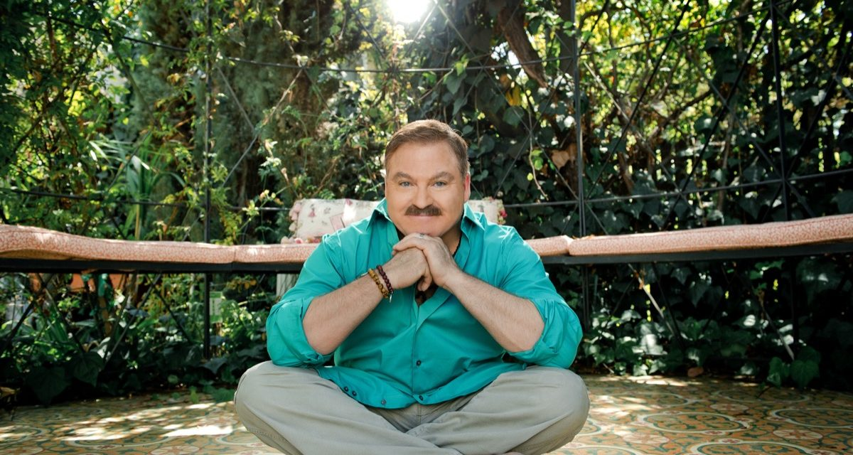Interview with James Van Praagh