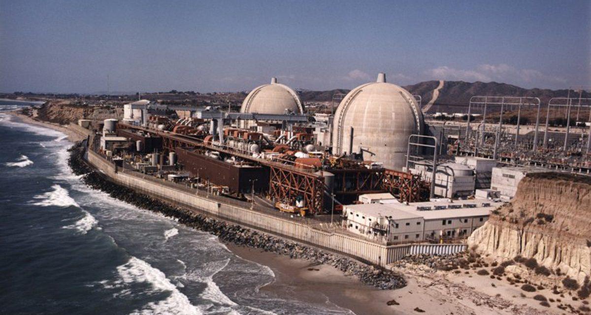 SoCal Nuclear Power Loss Incorrect