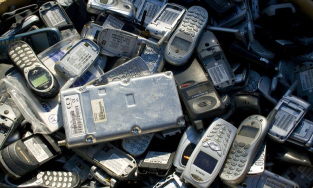 What can we do to solve the e-waste problem?