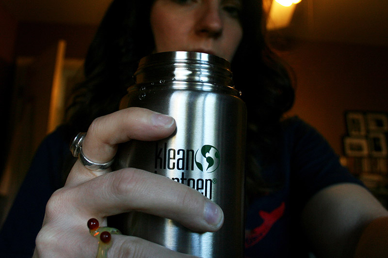 Upgrade your Water Bottle -Earth Talk
