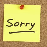 Do You Have Trouble Apologizing ?