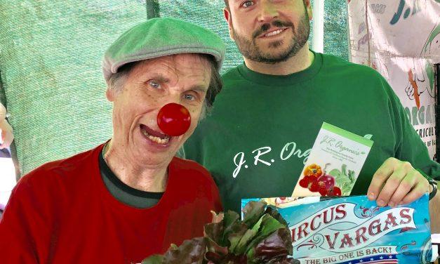 Organic Day at Circus Vargas 3/ 11