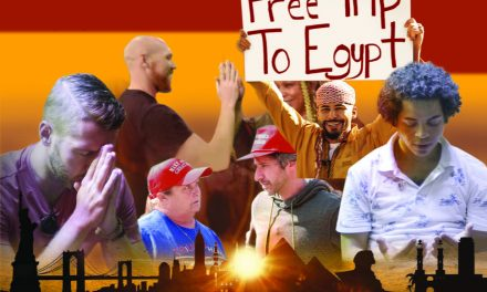 Ingrid Serben Interview, Free Trip To Egypt film director