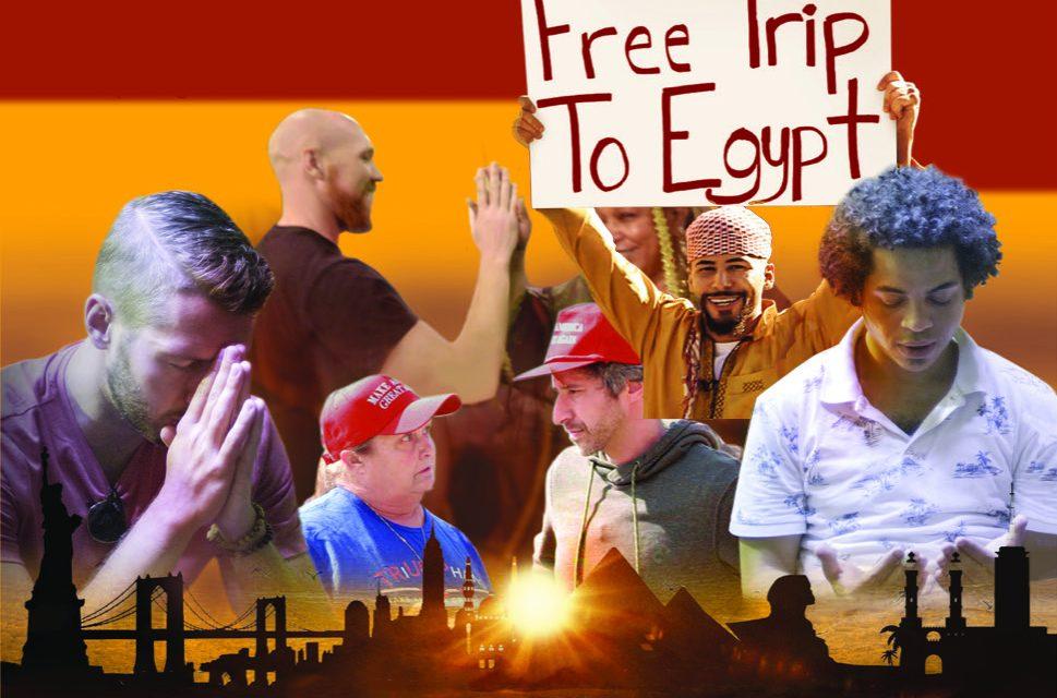 Ingrid Serben Interview, Free Trip To Egypt film director