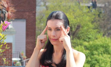 Face Yoga with Danielle Collins