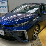 What's the latest on hydrogen powered fuel cells?